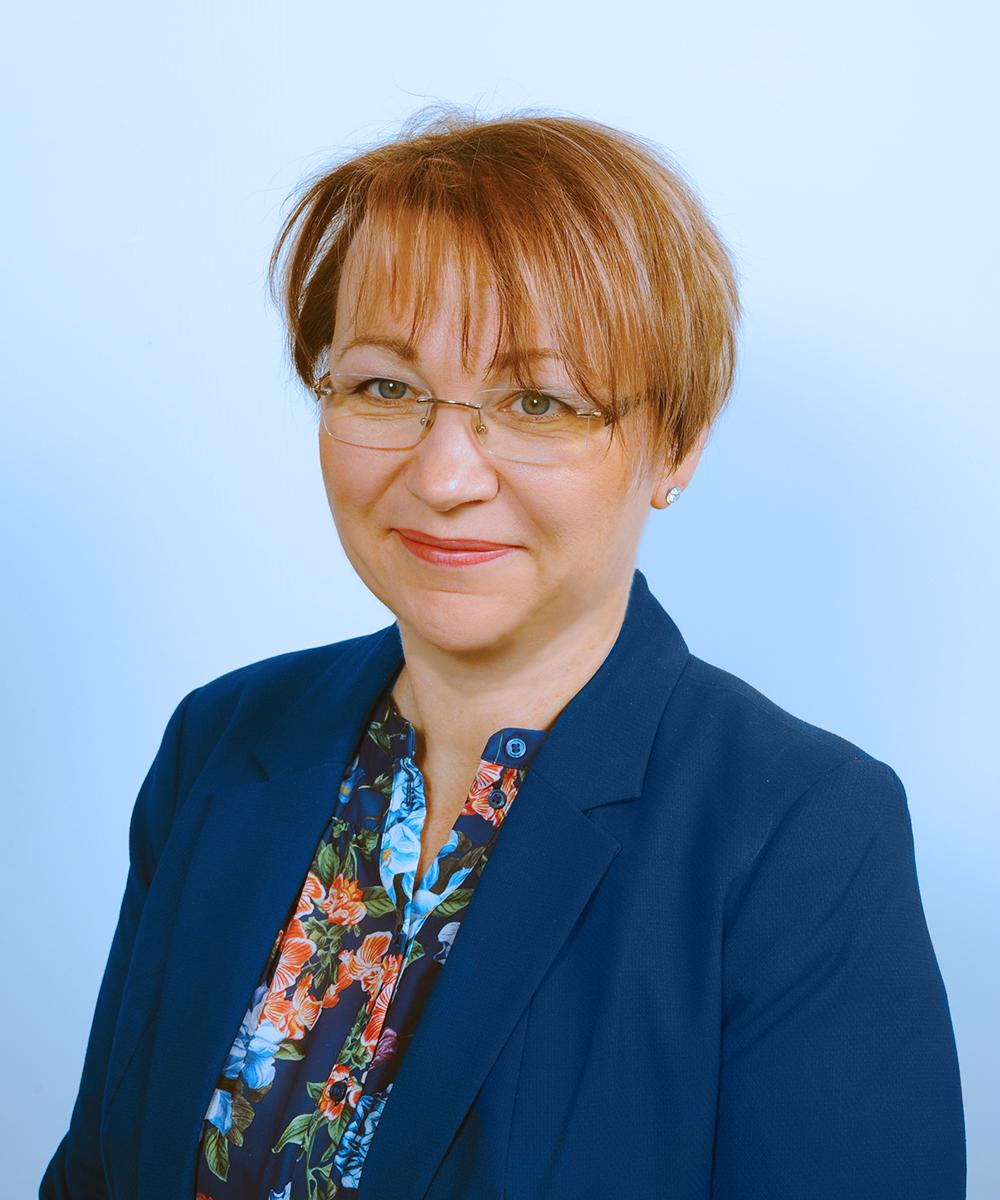 Fajd Veronika, audiológus